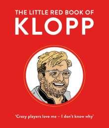 Giles Elliott: The Little Red Book of Klopp, Buch