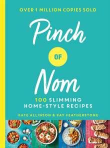 Kate Allinson: Pinch of Nom, Buch