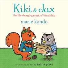 Marie Kondo: Kiki and Jax, Buch