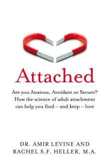 Amir Levine: Attached, Buch