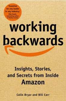 Colin Bryar: Working Backwards, Buch