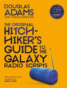 Douglas Adams: The Original Hitchhiker's Guide to the Galaxy Radio Scripts, Buch