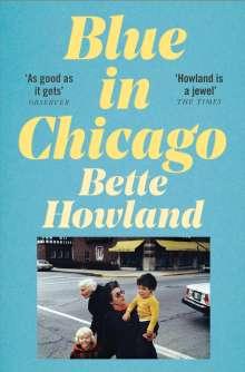 Bette Howland: Blue in Chicago, Buch