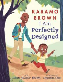 Karamo Brown: I Am Perfectly Designed, Buch