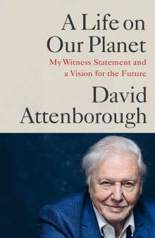 David Attenborough: A Life on Our Planet, Buch