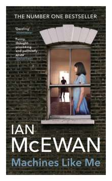 Ian McEwan: Machines Like Me, Buch