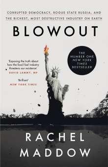 Rachel Maddow: Blowout, Buch