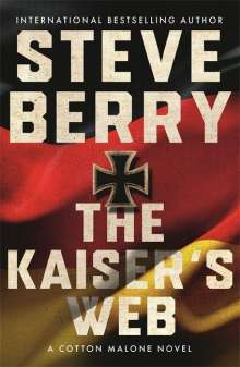 Steve Berry: The Kaiser's Web, Buch
