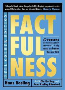 Hans Rosling: Factfulness (Illustrated), Buch