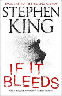 Stephen King: If It Bleeds, Buch