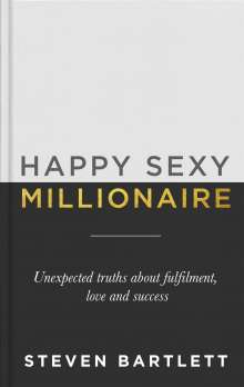 Steven Bartlett: Happy Sexy Millionaire, Buch