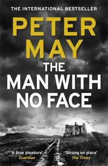 Peter May: The Man With No Face, Buch