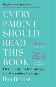 Ben Brooks: Every Parent Should Read This Book, Buch