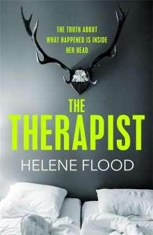Helene Flood: The Therapist, Buch