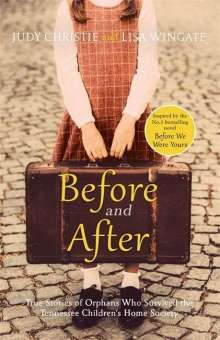 Lisa Wingate: Before and After, Buch