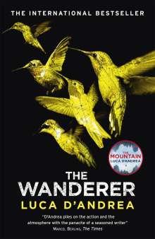 Luca D'Andrea: The Wanderer, Buch