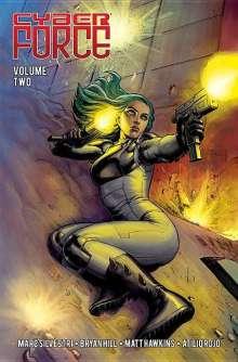 Matt Hawkins: Cyber Force: Awakening Volume 2, Buch