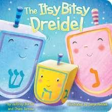 Jeffrey Burton: The Itsy Bitsy Dreidel, Buch