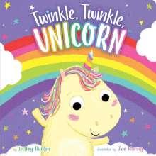 Jeffrey Burton: Twinkle, Twinkle, Unicorn, Buch