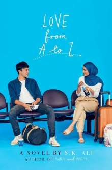 S. K. Ali: Love from A to Z, Buch