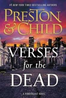 Douglas Preston: Verses for the Dead, Buch