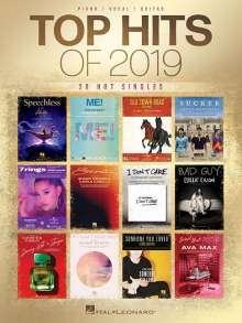 Top Hits of 2019: 20 Hot Singles, Buch