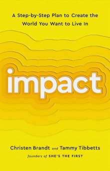 Christen Brandt: Impact, Buch