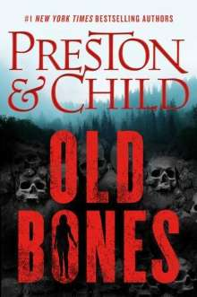 Douglas Preston: Old Bones, CD