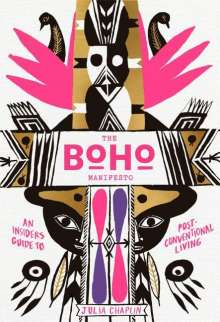 Julia Chaplin: The Boho Manifesto, Buch