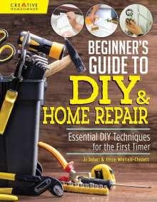 Alison Winfield-Chislett: Beginner's Guide to DIY, Buch