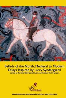 Ballads of the North, Medieval to Modern, Buch