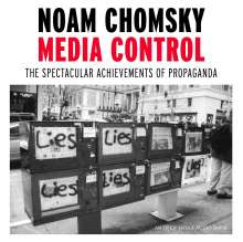 Noam Chomsky: Media Control, CD