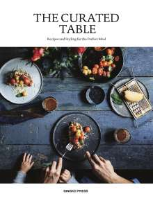 Sandu Publications: The Curated Table, Buch