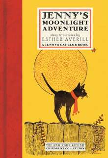 Esther Averill: Jenny's Moonlight Adventure, Buch