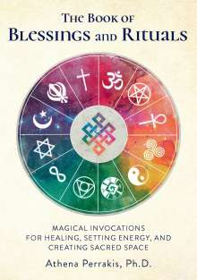 Athena Perrakis: The Book of Blessings and Rituals, Buch