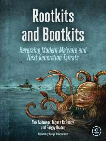Alex Matrosov: Rootkits and Bootkits, Buch