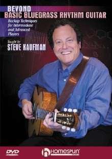 Beyond Basic Bluegrass Rhythm Guitar, DVD