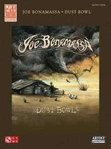 Joe Bonamassa: Joe Bonamassa: Dust Bowl, Buch