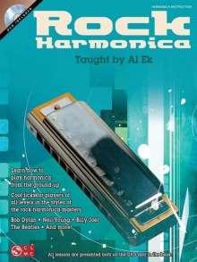 Al Ek: Rock Harmonica, Noten