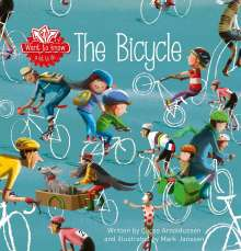 Lucas Arnoldussen: Want to Know: The Bicycle, Buch