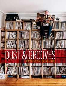 Eilon Paz: Dust & Grooves, Buch