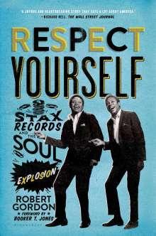 Robert Gordon: Respect Yourself, Buch