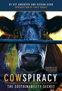 Keegan Kuhn: Cowspiracy, Buch