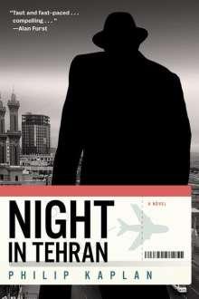 Philip Kaplan: Night in Tehran, Buch