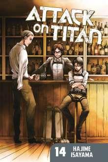 Hajime Isayama: Attack on Titan: Volume 14, Buch