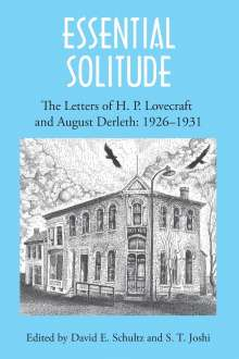 H. P. Lovecraft: Essential Solitude, Buch