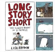 Lisa Brown: Long Story Short, Buch