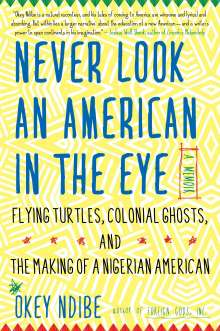 Okey A. Ndibe: Never Look An American In The Eye, Buch