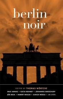 Berlin Noir, Buch