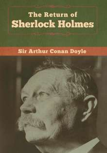 Sir Arthur Conan Doyle: The Return of Sherlock Holmes, Buch